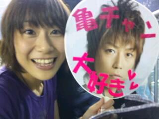 KAT-TUNのライブは最高でした☆彡