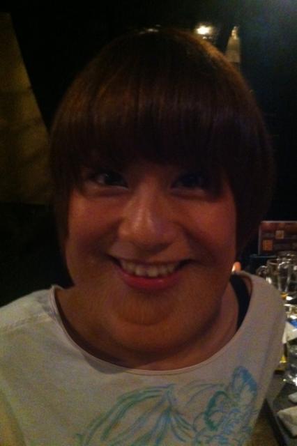 太りました。