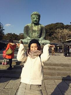 鎌倉に行ってきました。